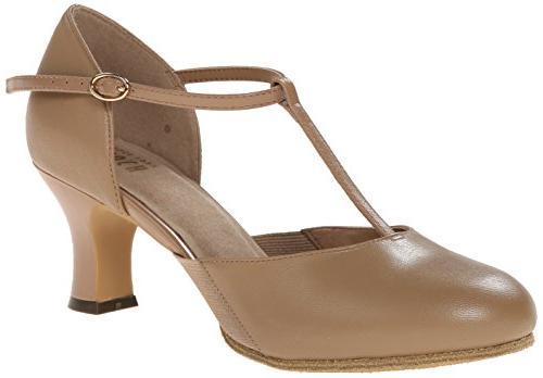 Bloch Women's SFX Split Flex Character Shoe,Tan,11 X US