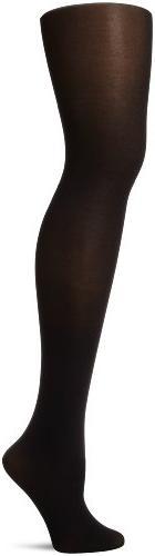 Hue Women's Shaper Opaque Tight, Black , 3