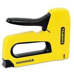 Bostitch SharpShooter Staple Gun - Yellow