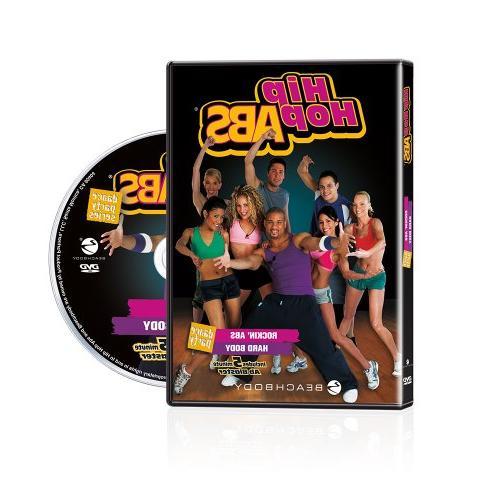 Shaun T's Hip Hop Abs DVD Workout - Rockin' Abs and Hard