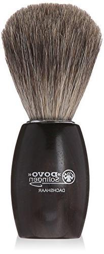 Dovo Shaving Brush Acrylic, Grenadille