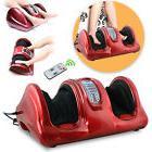 Shiatsu Foot Calf Massager Ankle Leg Muscle Electric Remote