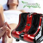 Shiatsu Kneading Rolling Vibration Heating Foot Calf Ankle