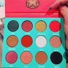12 Colors Shimmer Eye Shadow Eyeshadow Palette Makeup Powder