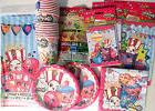 SHOPKINS Birthday Party Supply Pack DELUXE Kit w/Bags,