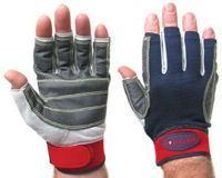 """Ronstan short finger """"Sticky"""" Race Gloves M - 21-4842"""