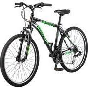 "26"" Schwinn Sidewinder Men's Mountain Bike, Matte Black/"