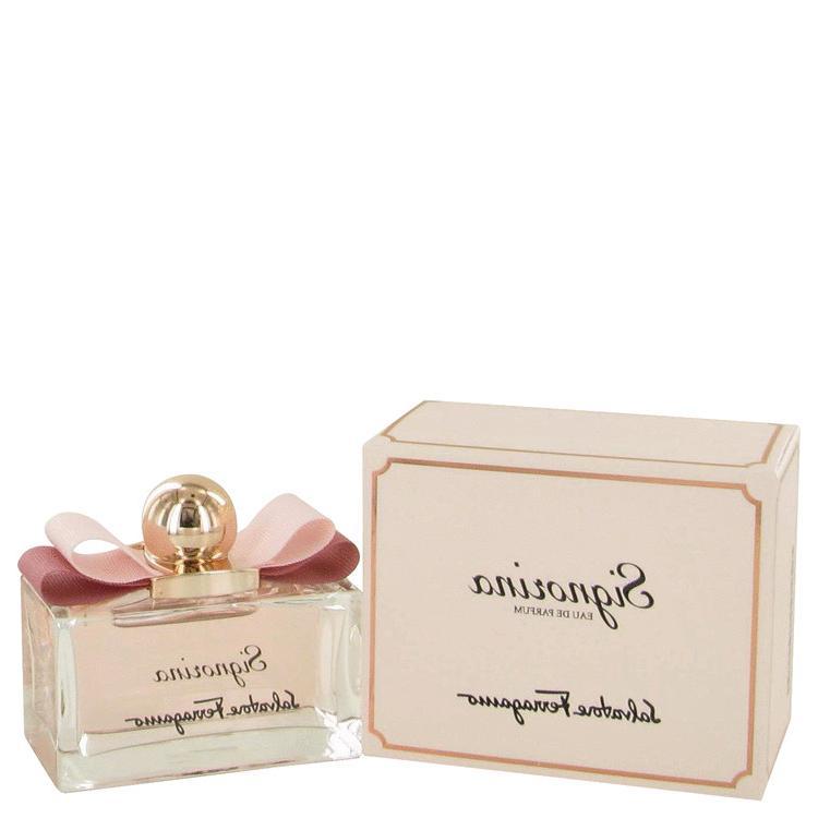 Signorina Perfume by Salvatore Ferragamo - 3.4 oz Eau De