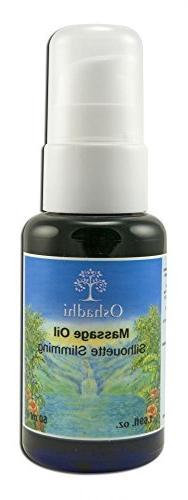 Oshadhi Silhouette Slimming Massage Oil 50 ml