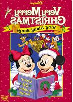 Disney Sing Along Songs: Very Merry Christmas Songs DVD