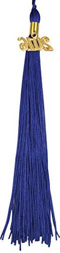 GraduationMall Single color Tassel Royal