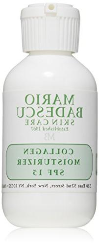 Mario Badescu Skin Care Collagen Moisturizer, 2.0 Fluid