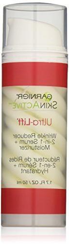Garnier SkinActive Ultra-Lift Wrinkle Reducer 2-in-1 Serum