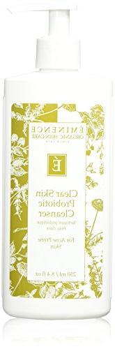 Eminence Organic Skincare Clear Skin Probiotic Cleanser, 8.4