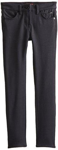 7 For All Mankind Big Girls' The Skinny Double Knit Pant,