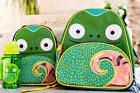 Skip Hop Cody Chameleon 3-pc Set - Bottle, Backpack & Zoo