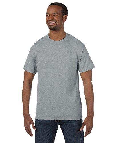 Jerzees Short Sleeve 5.6 oz 50/50 Heavyweight Blend T-Shirt