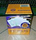 Sealed Box of 25 Memorex Slim Jewel Cases Pocket CD/CD-R 8cm