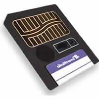 128MB Smart Media Flash Card -Flash Memory