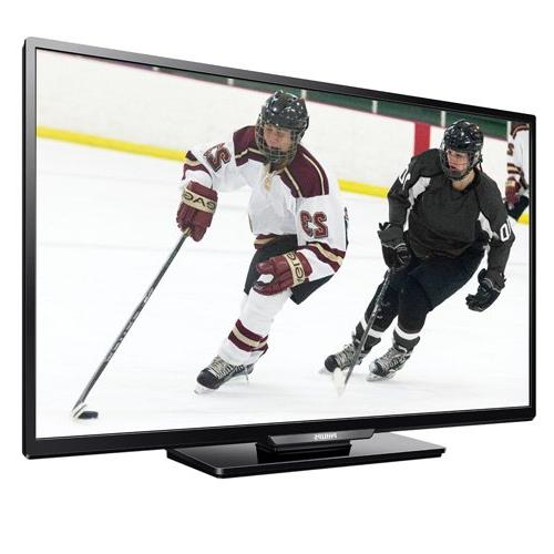 48-Inch Full HD 1080p Smart LED HDTV 120Hz with Wi-Fi -