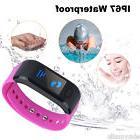 Smart Watch Wristband Health Bracelet Sports Sleep Fitness