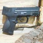 Smith & Wesson M&P9C Spring Airsoft Pistol, Gun, BAX