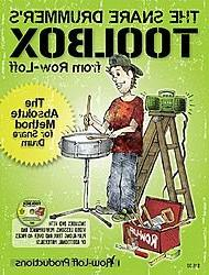 Row-Loff The Snare Drummer's ToolBox Book