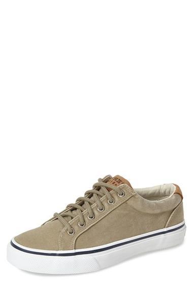 Men's Sperry 'Striper LTT' Sneaker, Size 8.5 M - Beige
