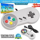 SNES Controller USB For PC/Mac Super Nintendo Games Retro