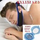 Snore Stop Belt Anti Snoring Cpap Chin Strap Sleep Apnea Jaw
