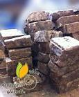 8 oz - 1/2 lb Pure Raw African Black Soap from Ghana all