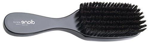 """Diane """"Softy"""" Soft Boar Bristle Wave Brush #8169"""