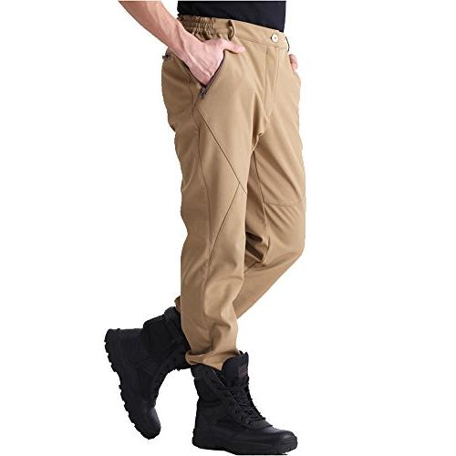 Free Knight Men's Softshell Windproof Outdoor Pants Active