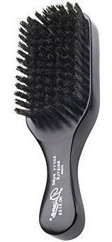 """Diane """"Softy"""" Club Brush 8 Row 100% Pure Boar Soft Bristle"""