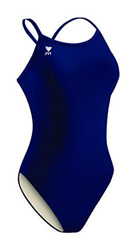 Sport Women's Solid Diamondback Swim Suit,Evergreen,32