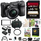 Sony a6300 Mirrorless Digital Camera w/ 16-50mm f/3.5-5.6