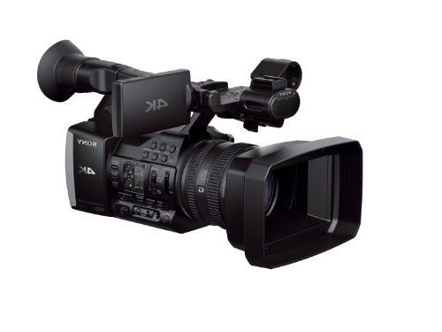 Sony FDRAX1 4K Camcorder Video Camera + Medium Hard Case +