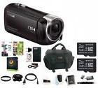 Sony 1080p Full HD 60p Handycam Camcorder with Focus