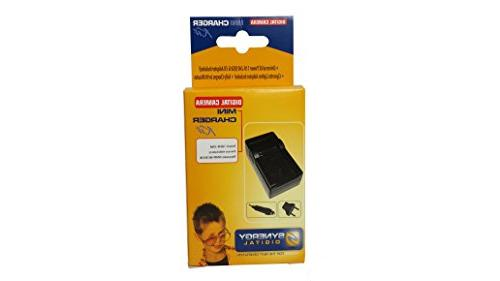 Sony Alpha NEX-5 Digital Camera Battery Charger  -