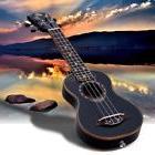 """21"""" Soprano Ukulele 4 Strings Spruce Ukulele Ultrathin"""