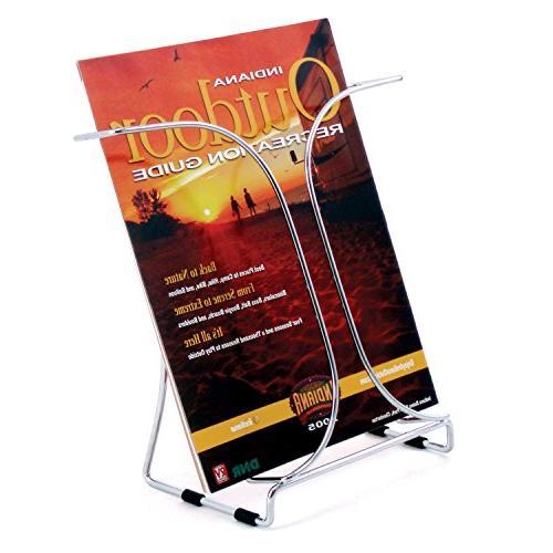Source One Premium Metal Full Size 8 1/2 wide Brochure