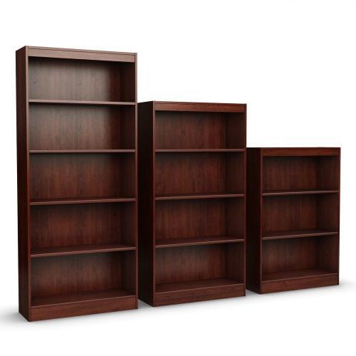 Furniture Boro TV Stand, Matte Brown