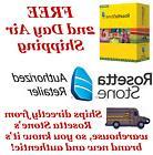 Rosetta Stone SPAIN Spanish 1 2 3 4 5 Homeschool Headset &