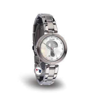 Rico Sparo WTCHA5901 MLB Philadelphia Phillies Charm Watch