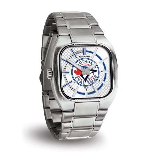 Rico Sparo WTTUR5101 MLB Toronto Blue Jays Turbo Watch