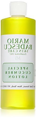 Mario Badescu Special Cucumber Lotion, 16 oz