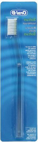 Oral-B Specialty Toothbrush, Sulcus Soft