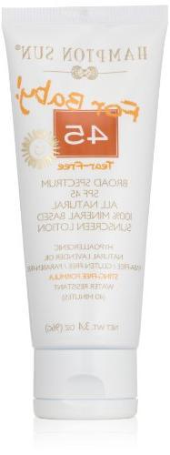 Hampton Sun SPF 35 Continuous Mist Sunscreen, 1.0 Oz