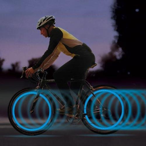 SpokeLit - LED Bike Light and Safety Flasher for Spokes-