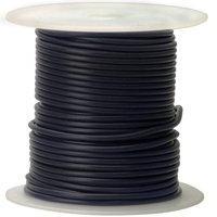 Coleman Cable 10-100-11 10 Gauge Prm Wire Black 100 ft.